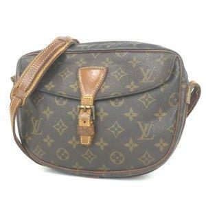 Auth Louis Vuitton Jenue Fille Gm #1647L10